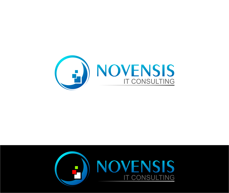 Logo Design by Agus Martoyo - Entry No. 193 in the Logo Design Contest Novensis Logo Design.