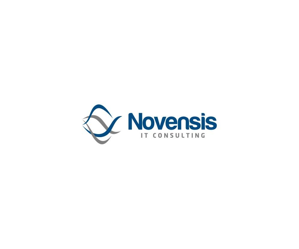Logo Design by untung - Entry No. 194 in the Logo Design Contest Novensis Logo Design.