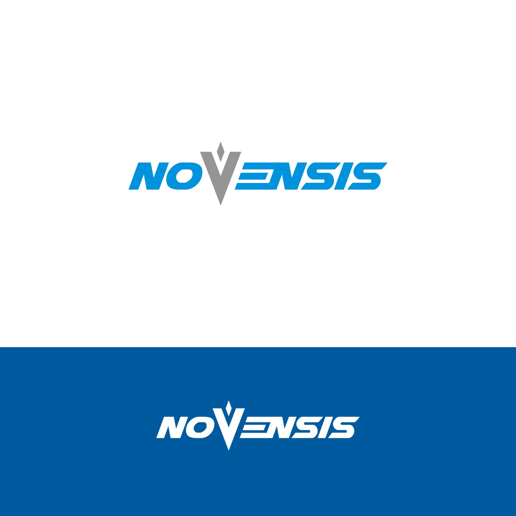 Logo Design by Jus Desain - Entry No. 195 in the Logo Design Contest Novensis Logo Design.