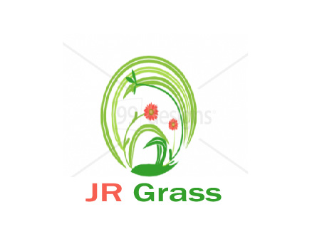 Logo Design by Bhaskar Singh - Entry No. 75 in the Logo Design Contest Inspiring Logo Design for JR Grass.