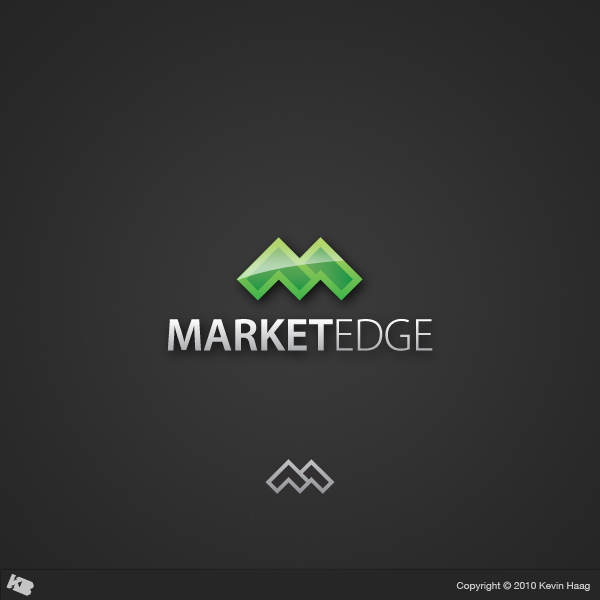 Logo Design by Kevin  Haag - Entry No. 41 in the Logo Design Contest Market Edge or Marketedge.