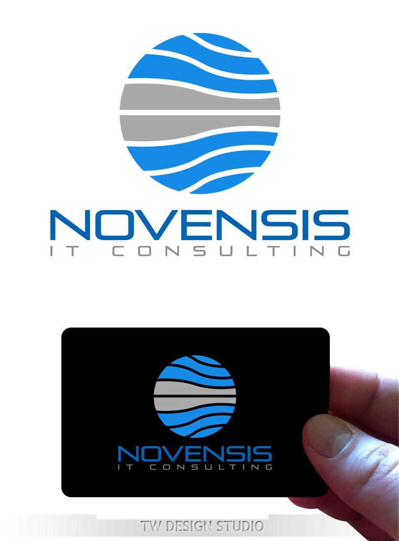 Logo Design by Private User - Entry No. 200 in the Logo Design Contest Novensis Logo Design.