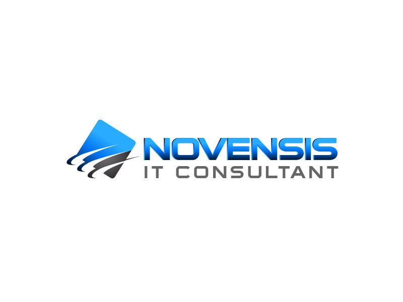 Logo Design by Private User - Entry No. 202 in the Logo Design Contest Novensis Logo Design.