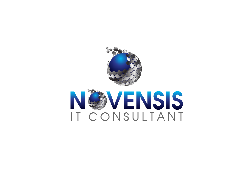 Logo Design by Private User - Entry No. 207 in the Logo Design Contest Novensis Logo Design.