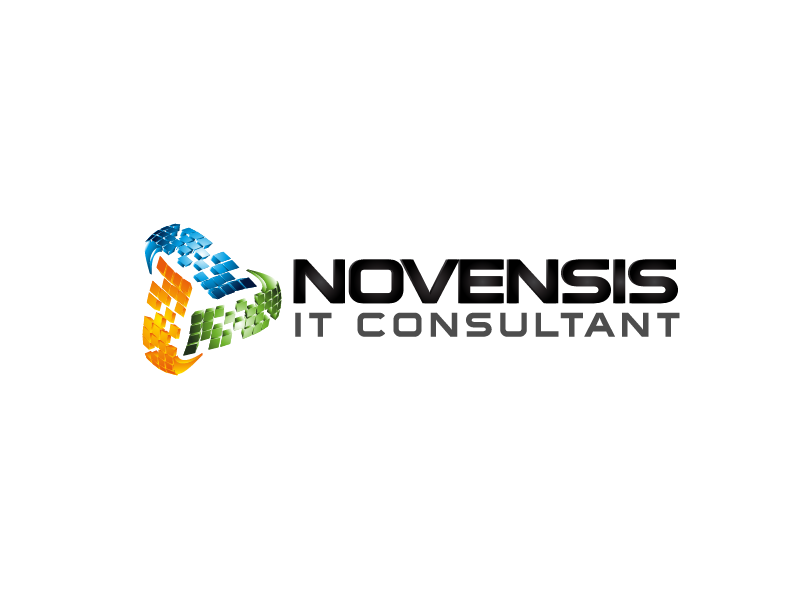 Logo Design by Private User - Entry No. 208 in the Logo Design Contest Novensis Logo Design.