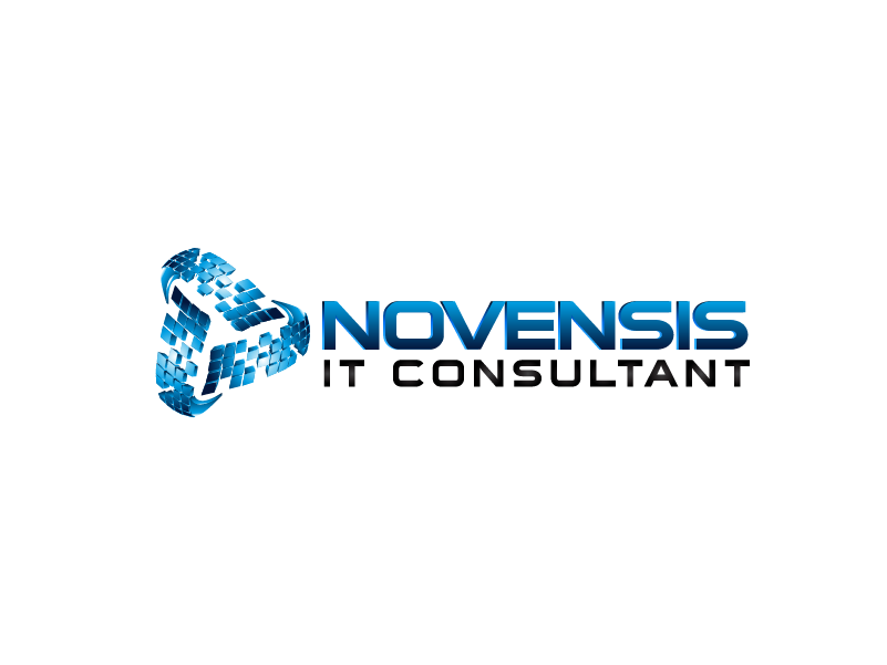Logo Design by Private User - Entry No. 209 in the Logo Design Contest Novensis Logo Design.