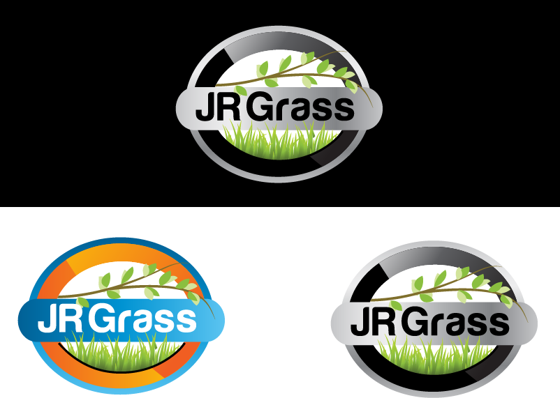 Logo Design by brands_in - Entry No. 81 in the Logo Design Contest Inspiring Logo Design for JR Grass.