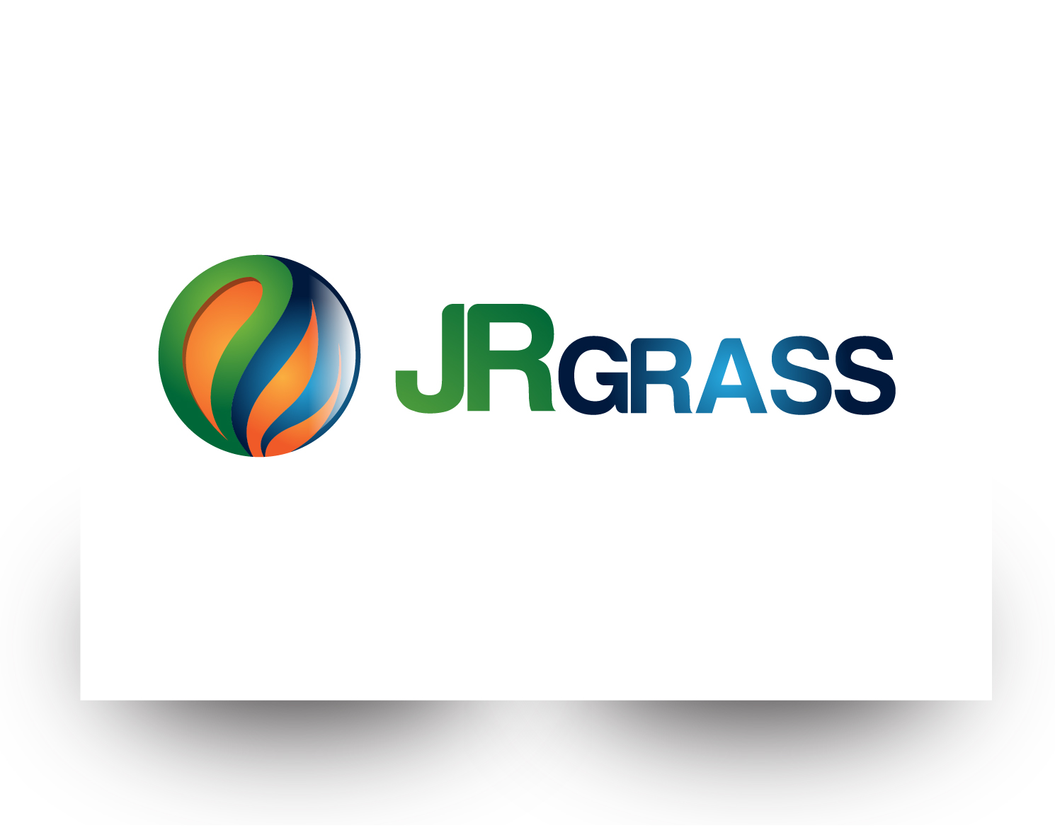 Logo Design by demang - Entry No. 83 in the Logo Design Contest Inspiring Logo Design for JR Grass.
