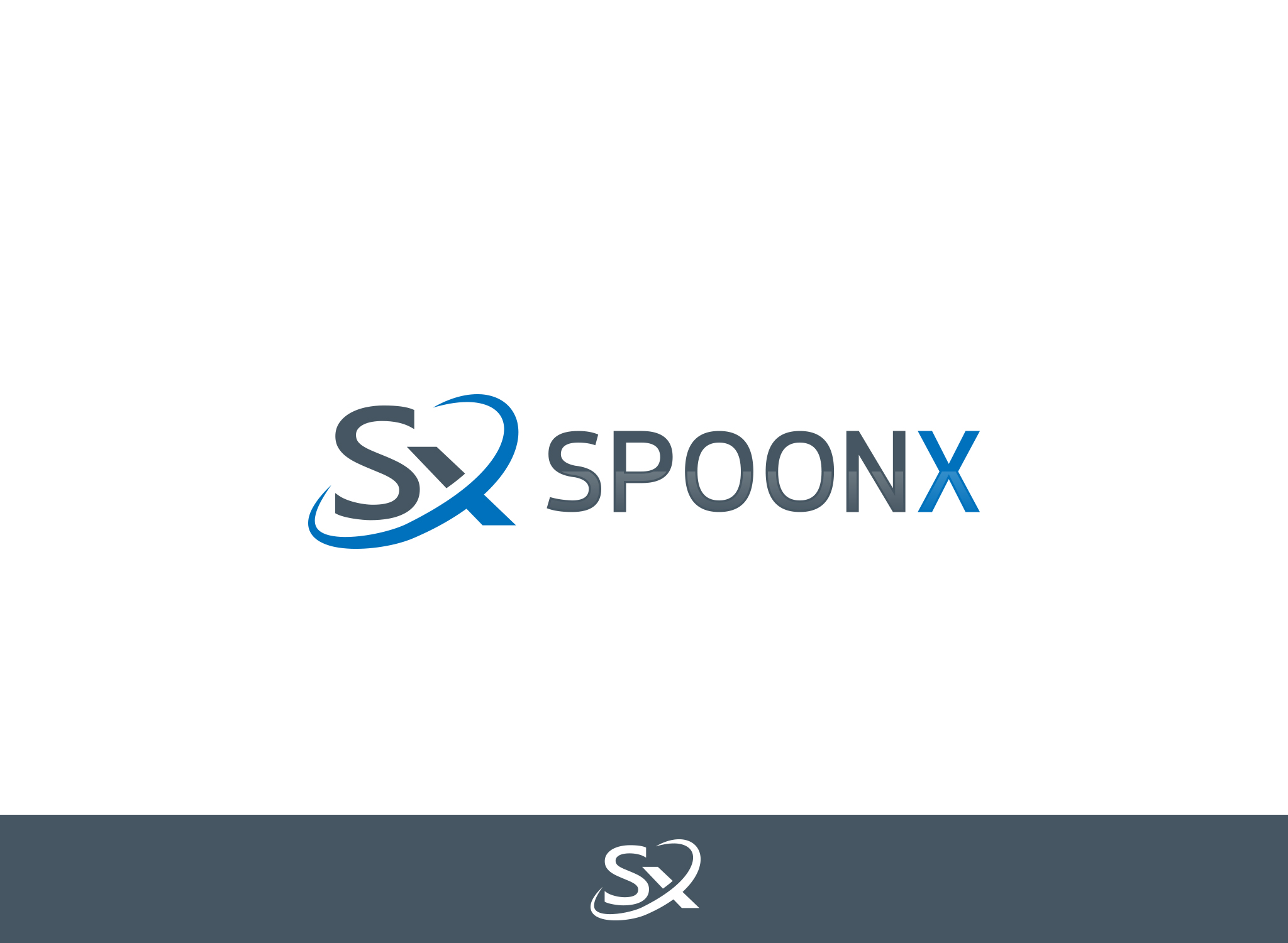 Logo Design by Avinu Designs - Entry No. 111 in the Logo Design Contest Captivating Logo Design for SpoonX.