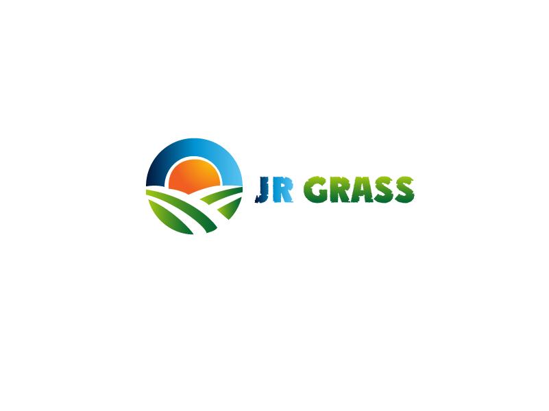 Logo Design by Private User - Entry No. 84 in the Logo Design Contest Inspiring Logo Design for JR Grass.