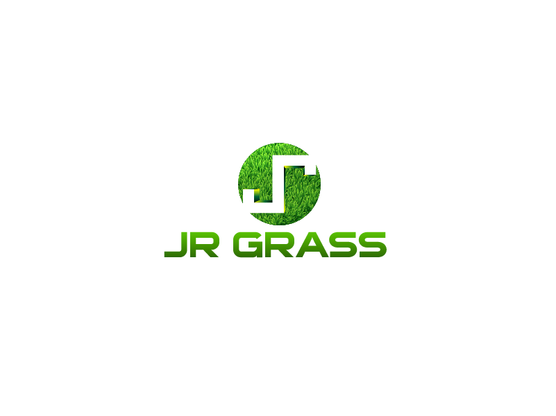 Logo Design by Private User - Entry No. 86 in the Logo Design Contest Inspiring Logo Design for JR Grass.