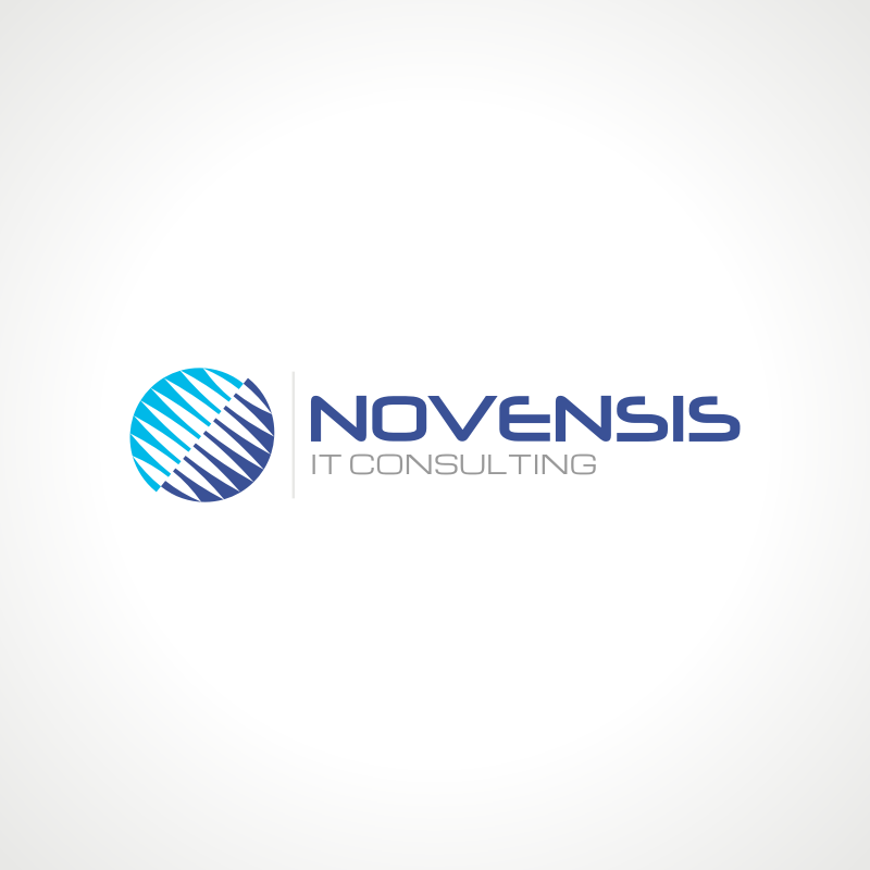 Logo Design by Private User - Entry No. 212 in the Logo Design Contest Novensis Logo Design.