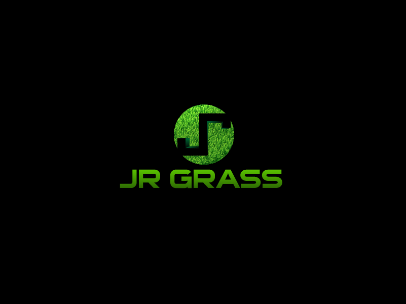 Logo Design by Private User - Entry No. 87 in the Logo Design Contest Inspiring Logo Design for JR Grass.
