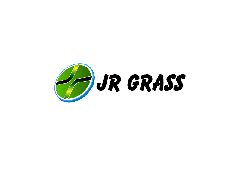 Logo Design by Private User - Entry No. 88 in the Logo Design Contest Inspiring Logo Design for JR Grass.
