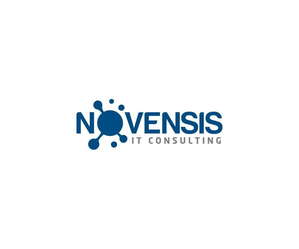 Logo Design by untung - Entry No. 215 in the Logo Design Contest Novensis Logo Design.