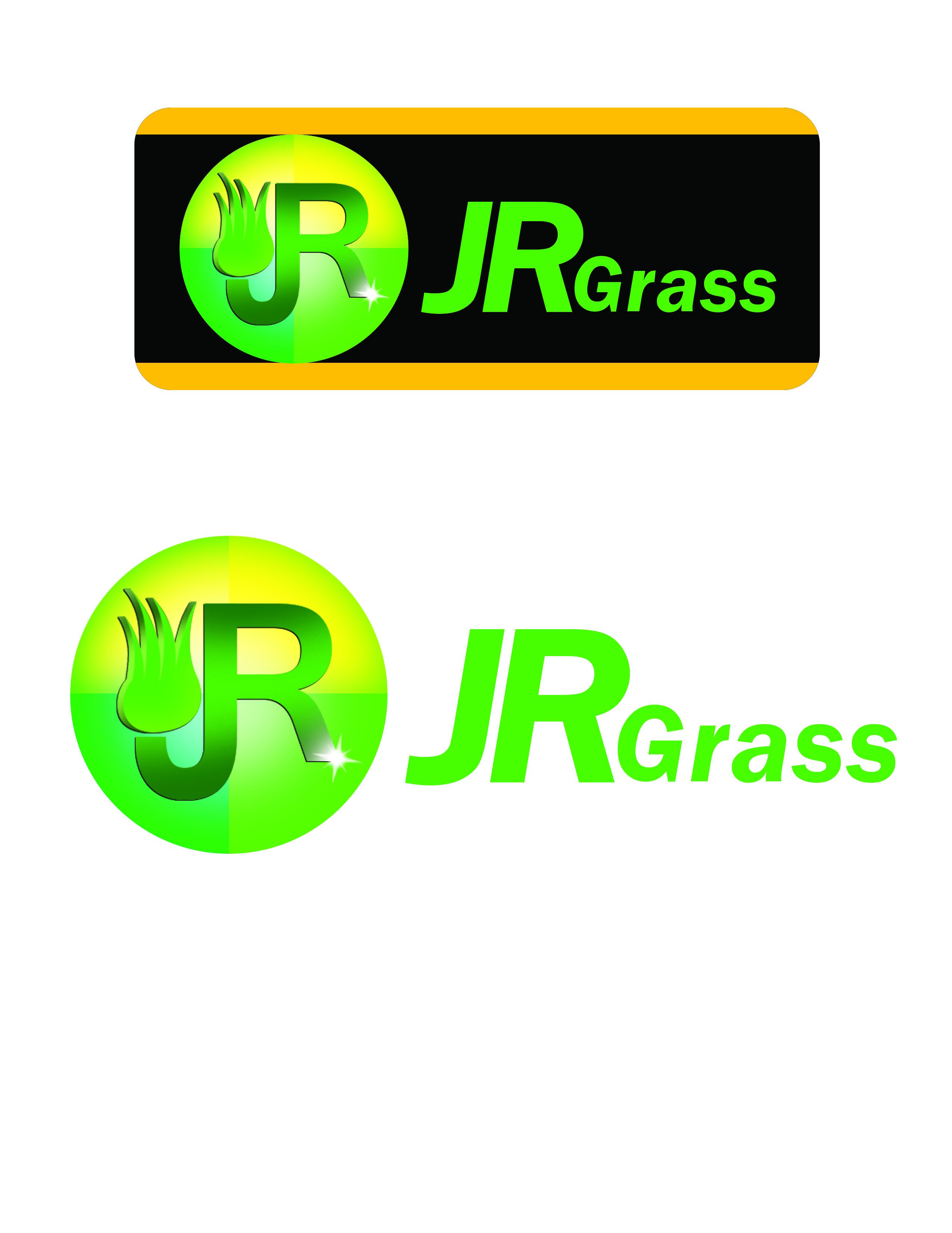Logo Design by Jo Cres Jao - Entry No. 89 in the Logo Design Contest Inspiring Logo Design for JR Grass.