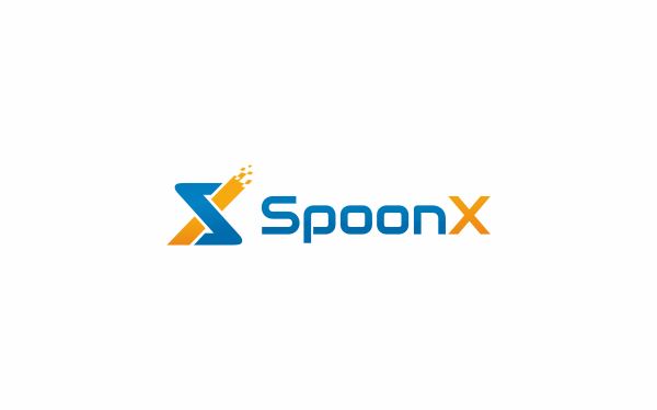 Logo Design by Private User - Entry No. 118 in the Logo Design Contest Captivating Logo Design for SpoonX.