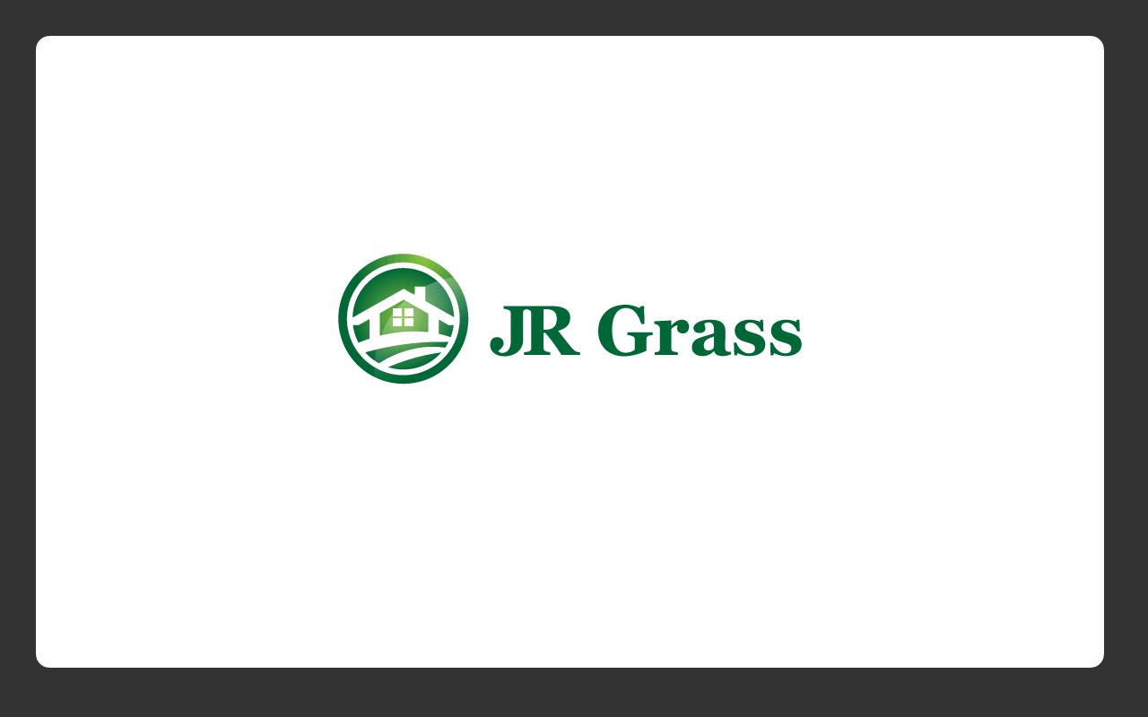 Logo Design by Ralph Dagaraga - Entry No. 92 in the Logo Design Contest Inspiring Logo Design for JR Grass.