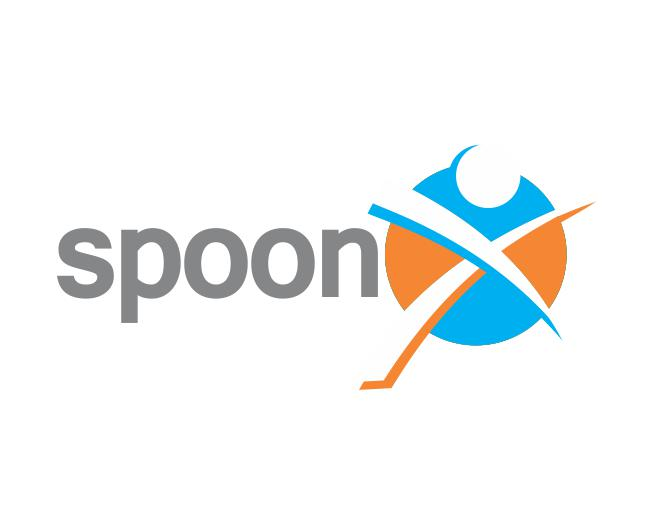 Logo Design by ronny - Entry No. 123 in the Logo Design Contest Captivating Logo Design for SpoonX.
