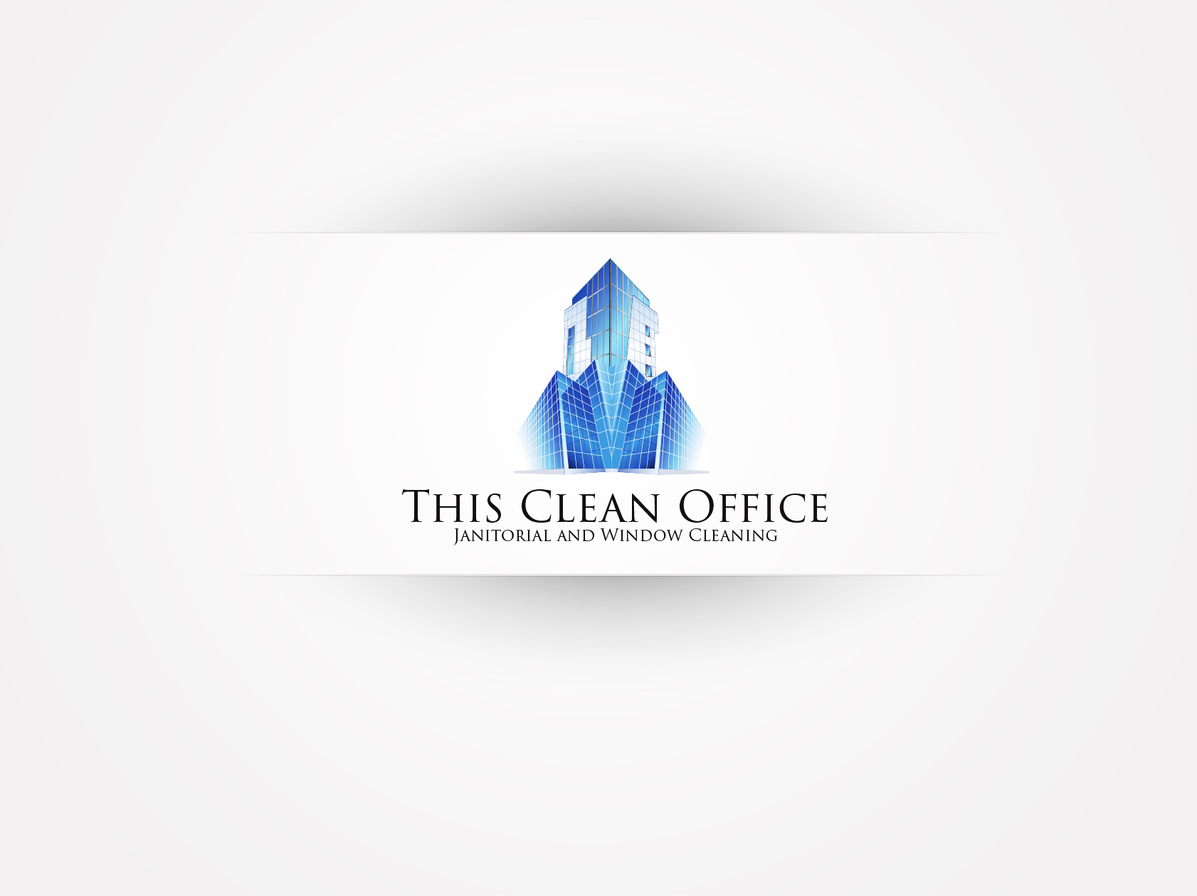 Logo Design by OmegaDesigns - Entry No. 30 in the Logo Design Contest Professional and Unforgettable Logo Design for This Clean Office.