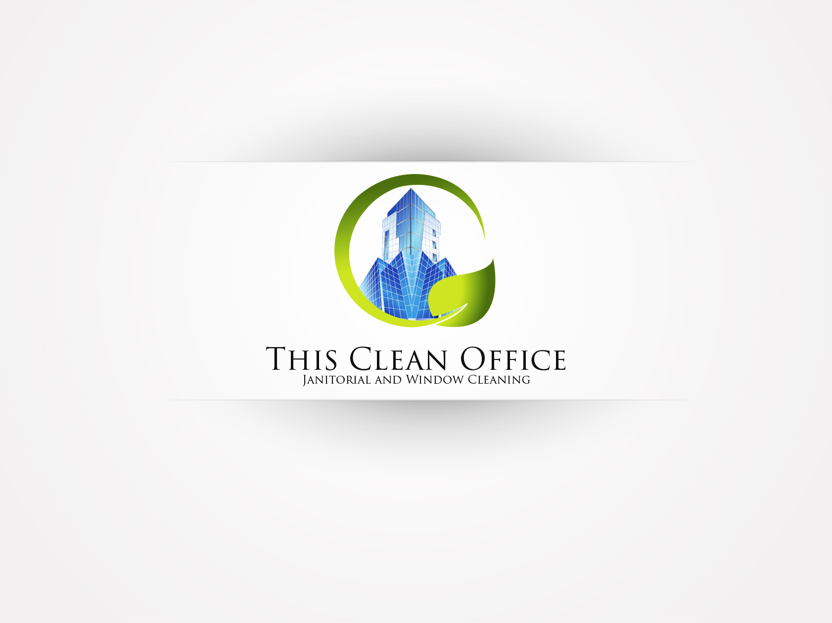 Logo Design by OmegaDesigns - Entry No. 32 in the Logo Design Contest Professional and Unforgettable Logo Design for This Clean Office.