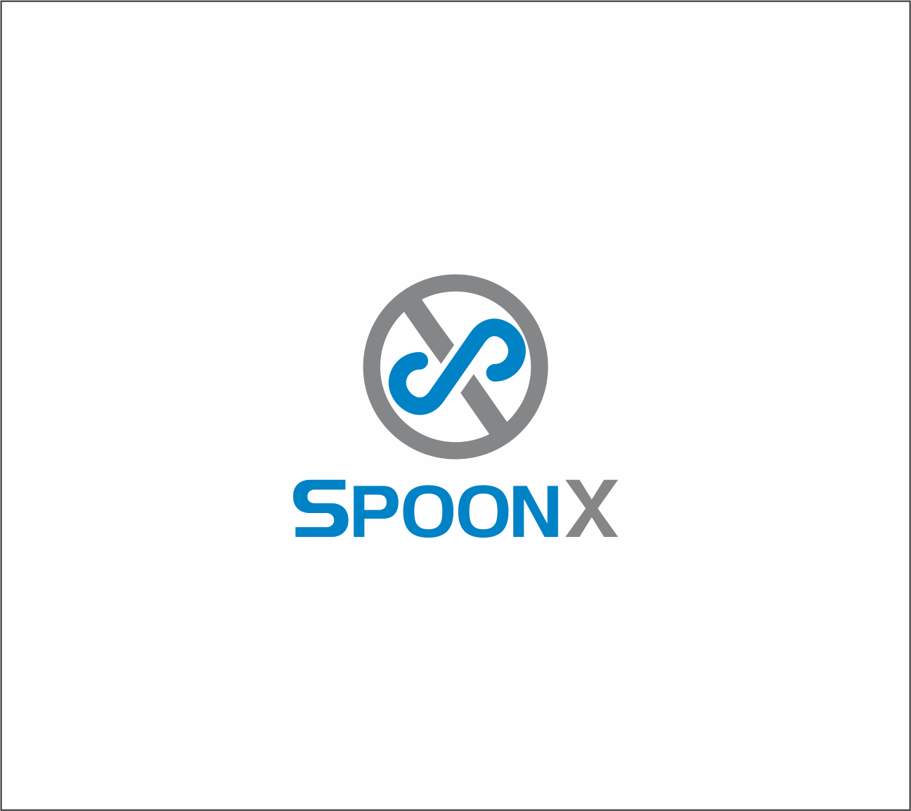 Logo Design by Armada Jamaluddin - Entry No. 126 in the Logo Design Contest Captivating Logo Design for SpoonX.