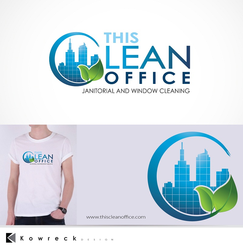 Logo Design by kowreck - Entry No. 39 in the Logo Design Contest Professional and Unforgettable Logo Design for This Clean Office.