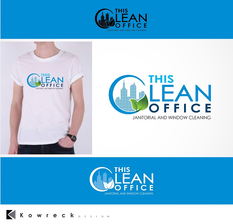 Logo Design by kowreck - Entry No. 40 in the Logo Design Contest Professional and Unforgettable Logo Design for This Clean Office.