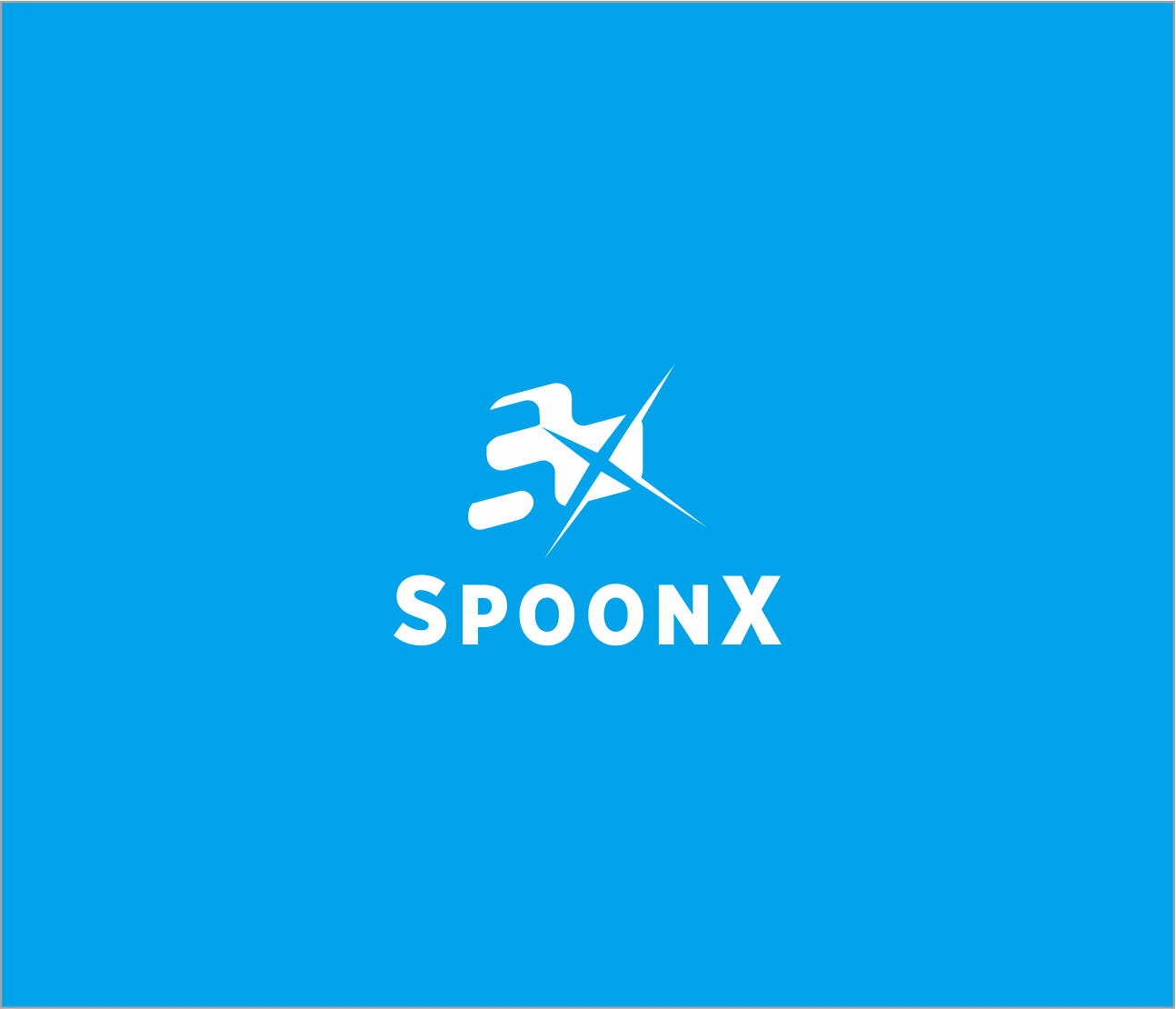Logo Design by Armada Jamaluddin - Entry No. 139 in the Logo Design Contest Captivating Logo Design for SpoonX.
