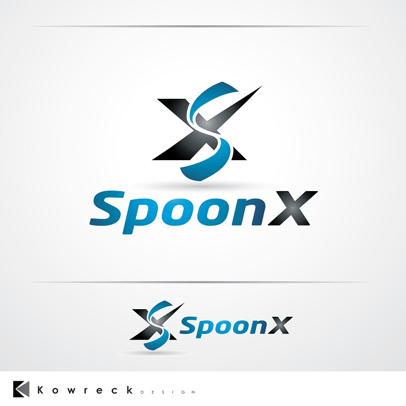 Logo Design by kowreck - Entry No. 140 in the Logo Design Contest Captivating Logo Design for SpoonX.