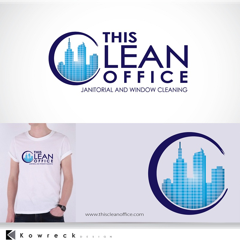 Logo Design by kowreck - Entry No. 42 in the Logo Design Contest Professional and Unforgettable Logo Design for This Clean Office.