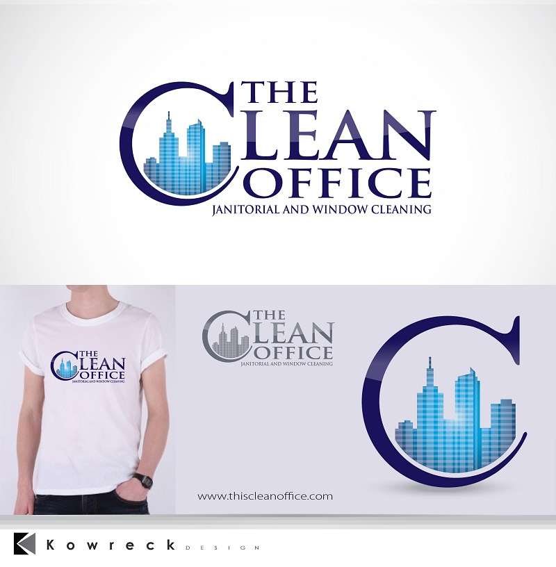 Logo Design by kowreck - Entry No. 46 in the Logo Design Contest Professional and Unforgettable Logo Design for This Clean Office.
