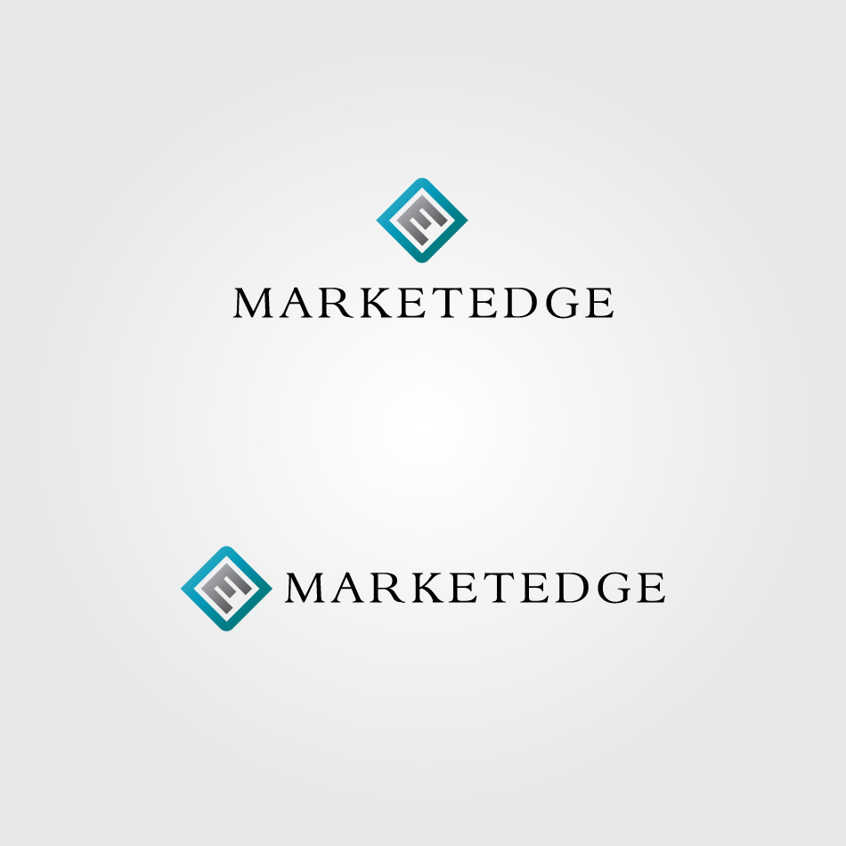 Logo Design by GraySource - Entry No. 48 in the Logo Design Contest Market Edge or Marketedge.