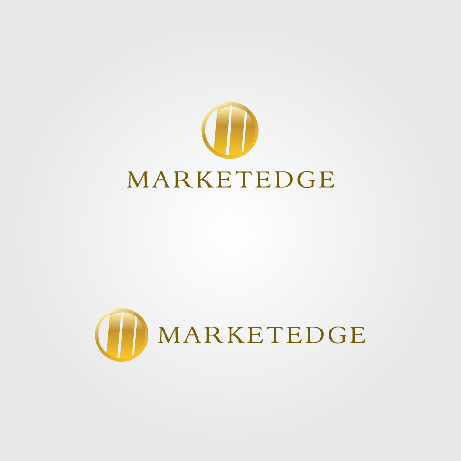 Logo Design by GraySource - Entry No. 49 in the Logo Design Contest Market Edge or Marketedge.