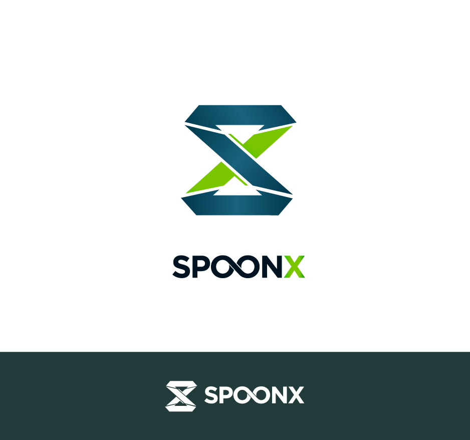 Logo Design by Top Elite - Entry No. 145 in the Logo Design Contest Captivating Logo Design for SpoonX.