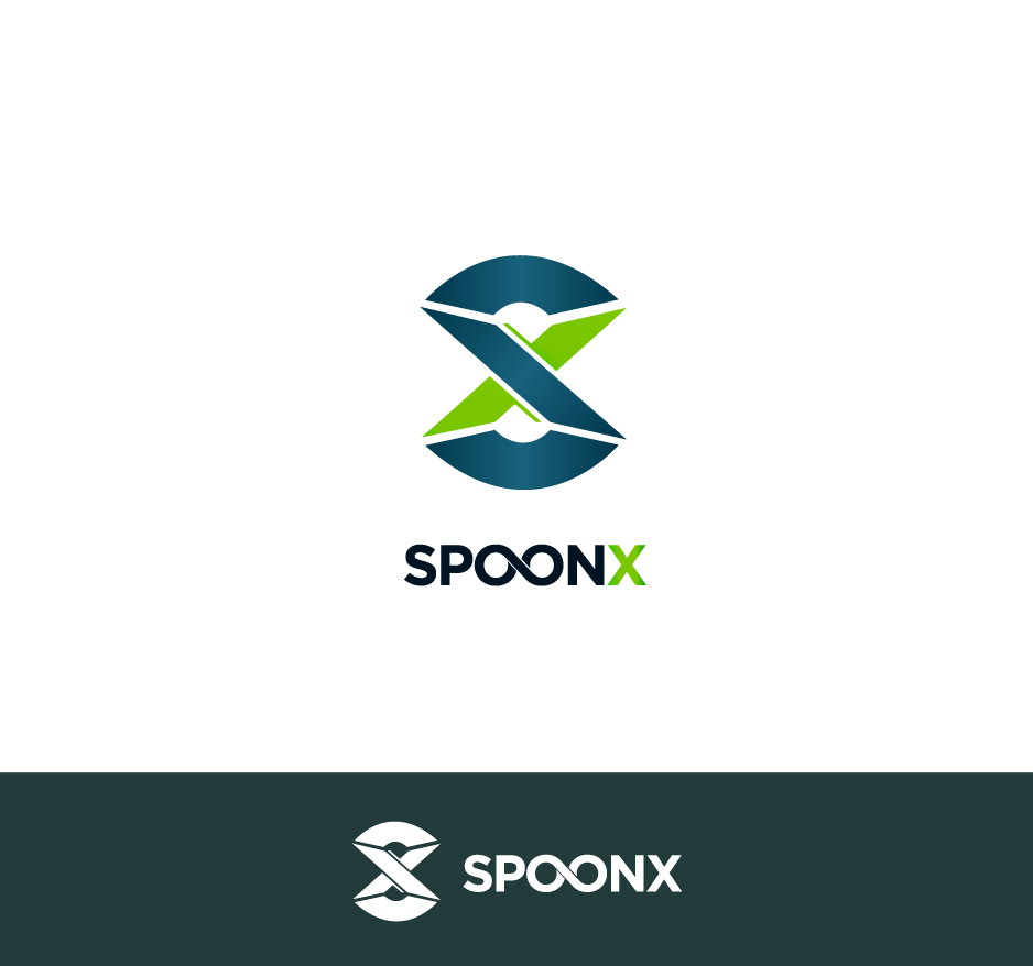 Logo Design by Top Elite - Entry No. 146 in the Logo Design Contest Captivating Logo Design for SpoonX.