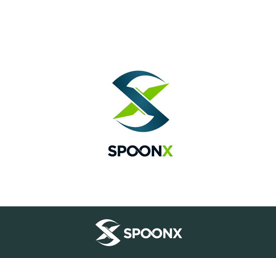 Logo Design by Top Elite - Entry No. 147 in the Logo Design Contest Captivating Logo Design for SpoonX.