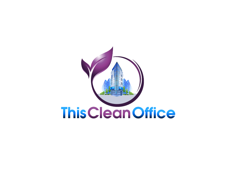 Logo Design by Private User - Entry No. 54 in the Logo Design Contest Professional and Unforgettable Logo Design for This Clean Office.