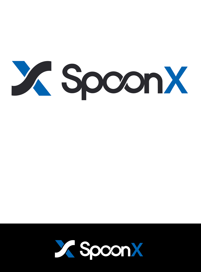 Logo Design by Private User - Entry No. 154 in the Logo Design Contest Captivating Logo Design for SpoonX.
