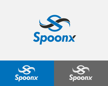 Logo Design by Private User - Entry No. 158 in the Logo Design Contest Captivating Logo Design for SpoonX.