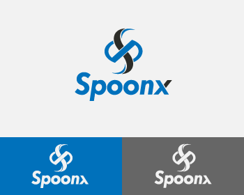 Logo Design by Private User - Entry No. 159 in the Logo Design Contest Captivating Logo Design for SpoonX.