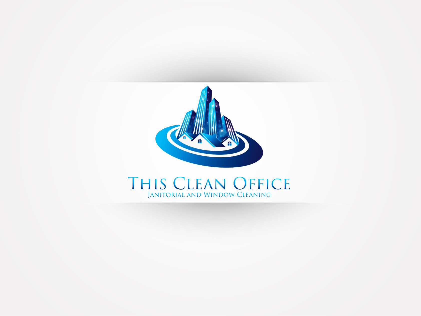 Logo Design by OmegaDesigns - Entry No. 55 in the Logo Design Contest Professional and Unforgettable Logo Design for This Clean Office.