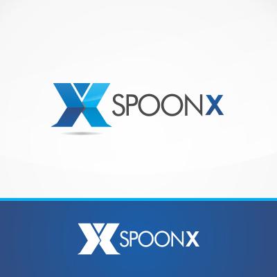 Logo Design by Private User - Entry No. 164 in the Logo Design Contest Captivating Logo Design for SpoonX.