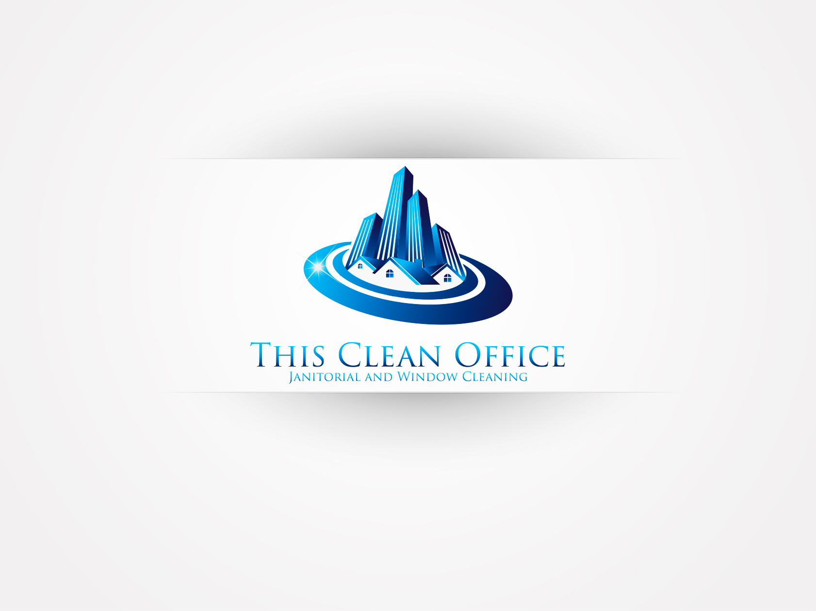 Logo Design by OmegaDesigns - Entry No. 56 in the Logo Design Contest Professional and Unforgettable Logo Design for This Clean Office.