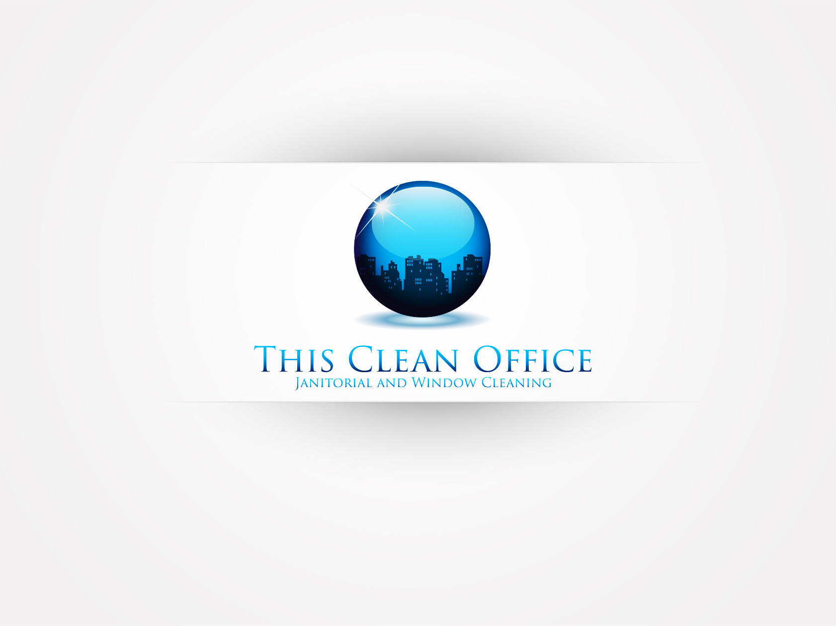 Logo Design by OmegaDesigns - Entry No. 57 in the Logo Design Contest Professional and Unforgettable Logo Design for This Clean Office.