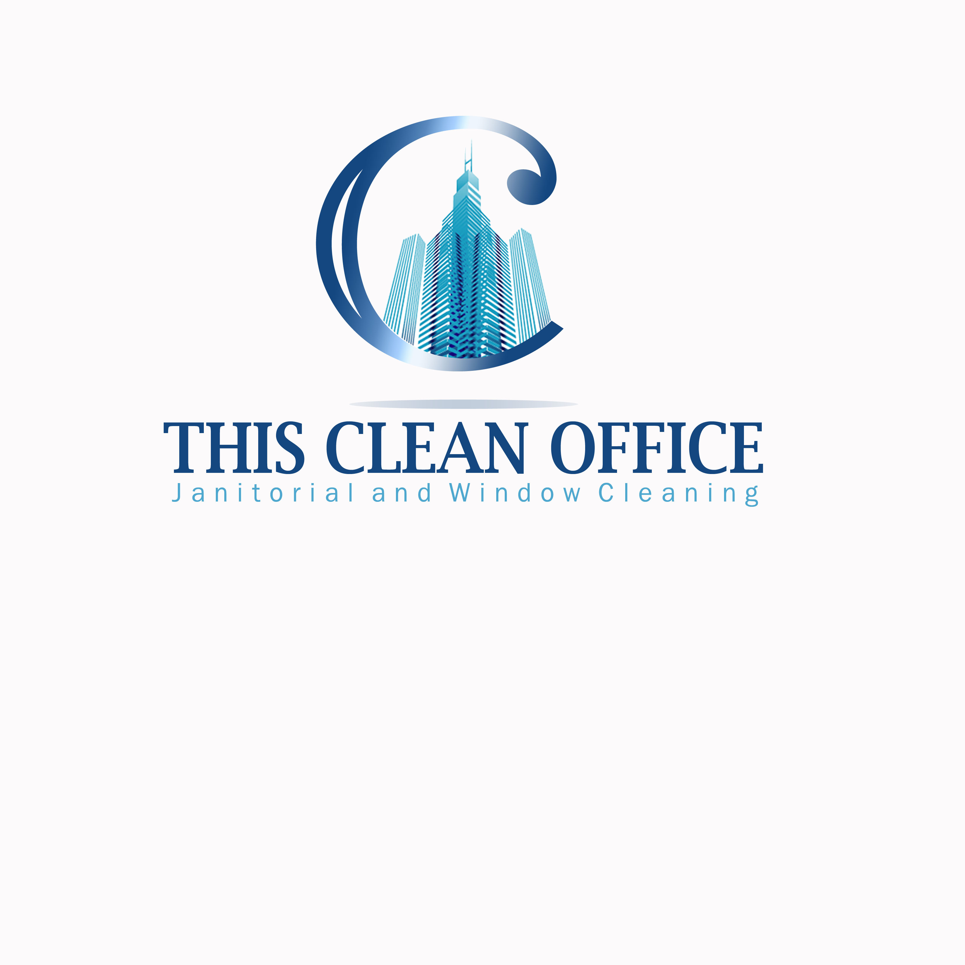 Logo Design by Allan Esclamado - Entry No. 59 in the Logo Design Contest Professional and Unforgettable Logo Design for This Clean Office.