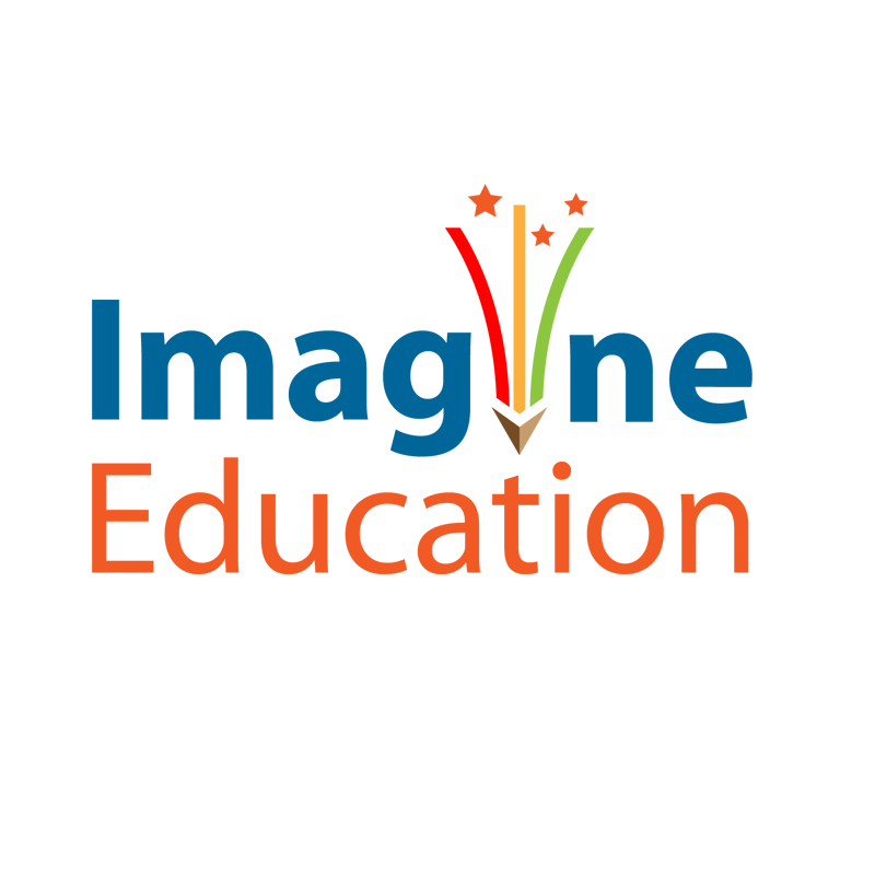 Logo Design by zams - Entry No. 164 in the Logo Design Contest Imagine Education.