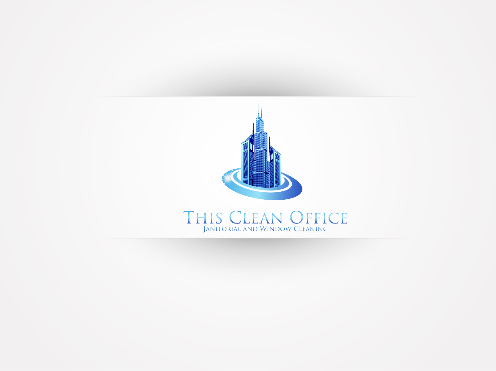 Logo Design by OmegaDesigns - Entry No. 61 in the Logo Design Contest Professional and Unforgettable Logo Design for This Clean Office.