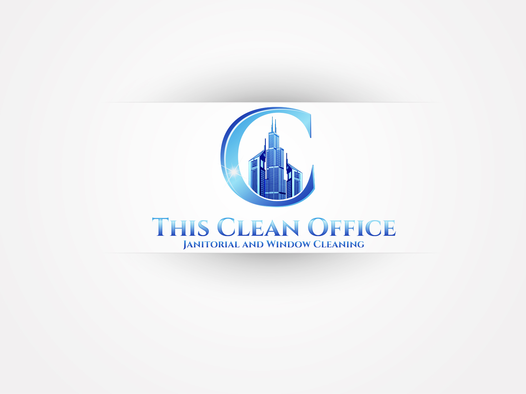 Logo Design by OmegaDesigns - Entry No. 62 in the Logo Design Contest Professional and Unforgettable Logo Design for This Clean Office.