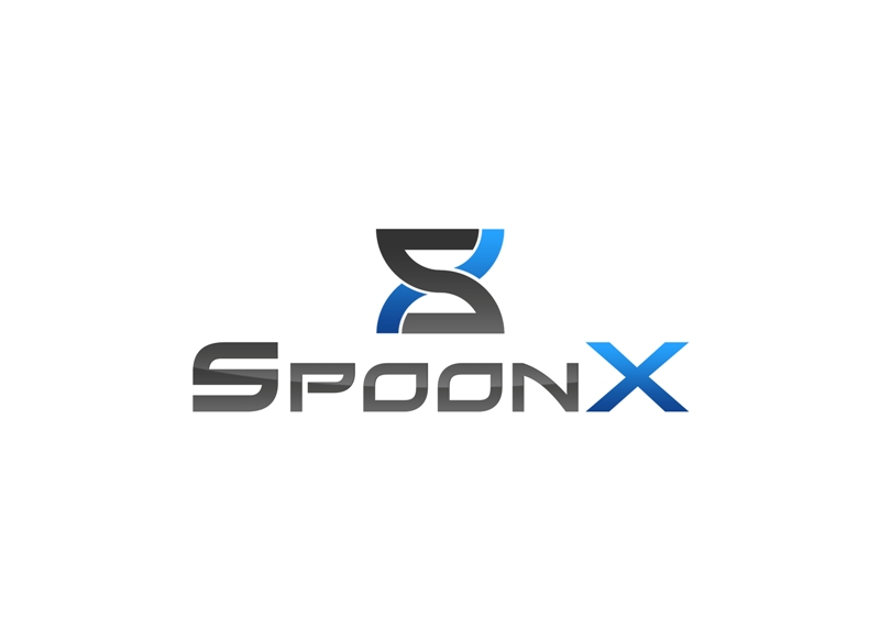 Logo Design by Juan_Kata - Entry No. 173 in the Logo Design Contest Captivating Logo Design for SpoonX.